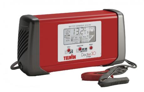 Telwin Acculader Doctor Charge 50