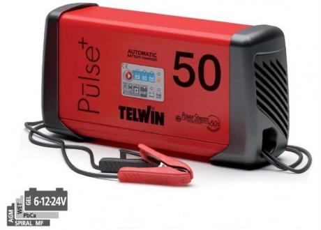 Telwin Pulse 50 acculader