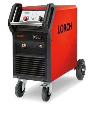 MIG MAG Lasapparaat Lorch M-Pro 170 Synergic
